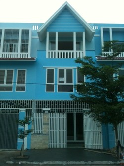 Cần bán Nhà Biệt thự liền Kề khu đô thị Phước Long- TP Nha Trang