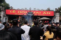 Cho thuê trọ đêm lễ hội Khai ấn đền Trần 14 tháng Giêng