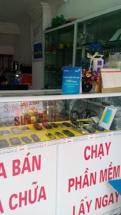 Sang nhượng cửa hàng điện thoại mặt đường Trương Định