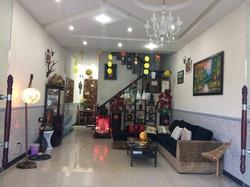 Cho thuê nhà đẹp 2 lầu KDC Diệu Hiền tiện Ở,Văn Phòng  Miễn Trung Gian