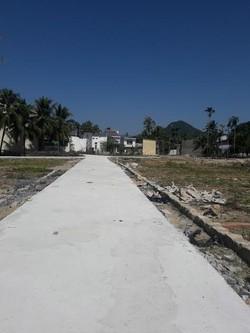 Cần bán lô đất đường bê tông gần vĩnh điềm trung dt 85m2 giá 530tr