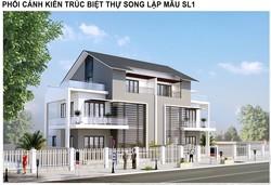 Bán đất BT song lập vị trí đắc địa tại KĐT Nam Vĩnh Yên
