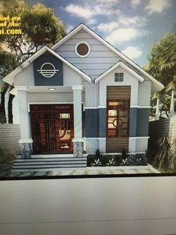 Cần nhượng căn nhà đẹp tại thành phố Thủ Dầu Một, Bình Dương