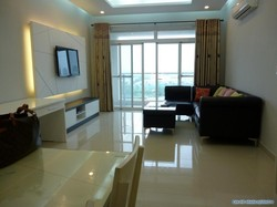 Cho thuê căn hộ chung cư Phạm Viết Chánh, quận Bình Thạnh, 2 phòng ngủ, nội thất, giá 10tr/th
