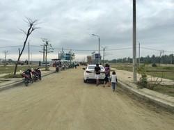 Thanh lý 5lô đất nền Nam Đà Nẵng mặt sông cách biển 700m cạnh CoCoBay