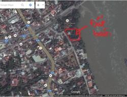 Cần bán gấp lô đất mặt tiền với diện tích 28000m gần sông Đồng Nai.