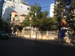 Bán nhà mặt tiền 158 Võ Văn Tần 481m2 phường 7 quận 3