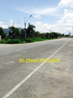 Bán đất mặt đường, thuận cho việc kinh doanh mua bán, dt 600m2,gần chợ, bệnh viện ĐK phước long