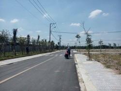 Bán đất TC Mặt tiền đường 9m, SỐ 1, Nguyễn Duy Trinh, QUẬN 9, SHR sang tên ngay.Gía 1,09 tỷ/52m
