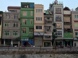 Cho thuê nhà mặt phố - Số 38 Tập thể X20 Quân đội - Phương Liệt - Thanh Xuân - HN