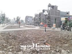 Cần bán các  thửa đất vị trí đẹp tái định cư khu đô thị Xi Măng, Thượng Lý, Hồng Bàng , Hải Phòng.