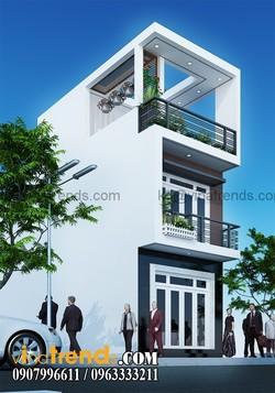 Bán nhà 2 mặt tiền,  3 tầng, đường 30/4 cạnh Trường Ngô Quyền Biên Hòa, Đồng Nai