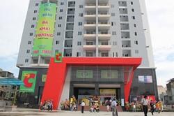 Căn hộ Phú Thạnh, tân phú, lầu cao,diện tích:  110m2, 3 PN, đầy đủ nội thất