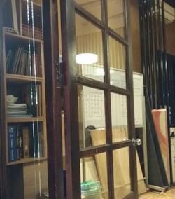 Tầng 1 làm văn phòng