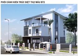 Bán lô góc đất nền biệt thự đơn lập 543m2 Khu đô thị Nam Vĩnh yên