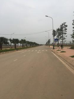 Bán đất nền KĐT Nam Vĩnh Yên - Vĩnh Phúc