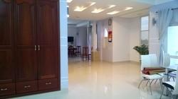 Cho thuê nhà kiểu biệt thự gần đường Lê Hồng Phong nhà 4 tầng 7-8PN, 7WC DTMB 125m2,mặt tiền 8m.15tr