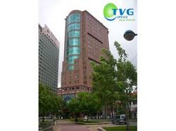 Văn phòng đẹp ngay công trường Mê Linh. Tòa Mê Linh Point Tower. Diện tích 164m2 giá 800 nghìn/m2