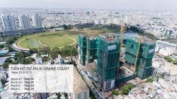 Căn Hộ Quận10 Thanh Toán 600tr Nhận Nhà T12/2017,Vay LS 0,CK 225 Triệu