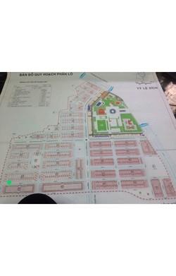 Cần bán lô đất nền khu dân cư mới vòng hồ Suối Cam, Đồng Xoài, Bình Phước