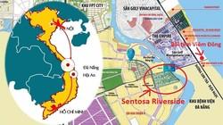 Bán 20 lô cuối cùng tại dự án Sentosa Riverside, đất ven biển Nam Đà Nẵng và Sông Cổ Cò