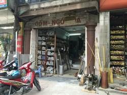 Bán nhà mặt phố Đê La Thành, gần Ô Chợ Dừa  nở hậu  2 tầng 1 hầm