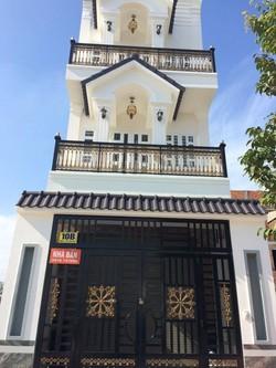 Cho thuê nhà 2 lầu đầy đủ đồ đạc KDC 91B tiện Ở, Văn Phòng Miễn Trung Gian