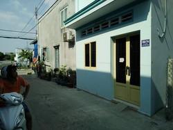 Nhà 1 trệt 1 lầu tại Thới Tam Thôn, Hóc Môn