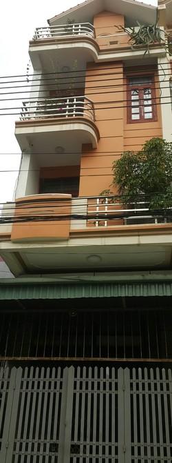 Bán nhà mặt đường Đặng Việt Châu