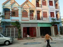 Bán nhà 1 trệt 1 lầu đường An Phú Bình Chuẩn. Giá rẻ