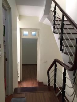 Cho thuê liền kề Làng Việt Kiều Châu Âu, 77 m2 X 2 tầng giá 13 tr/thang