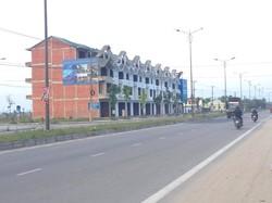 Nhà mặt tiền 32m giá phải chăng ở khu đô thị HueGreen City