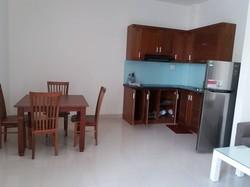 Cho thuê căn hộ đường Lê Quang Đạo, cách biển Mỹ Khê 200m