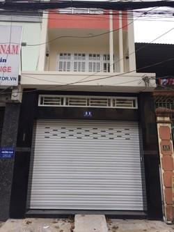 Cần tiền bán gấp khách sạn số 64 đường D11, Tây thạnh, Tân Phú, DT 4x25m.