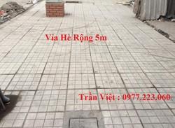 Bán đất mặt phố Cao Xanh. DT: 56.25m2, MT: 4.5m, hướng TB