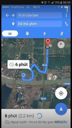 Bán đất sổ đỏ chính chủ ở Nam Ngạn Việt Yên Quang Châu Bắc Giang