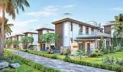 Biệt Thự nghỉ dưỡng biển Bãi Dài Cam Ranh Mystery Villas 9 tỷ/căn 240m2, hoàn thiện cao cấp