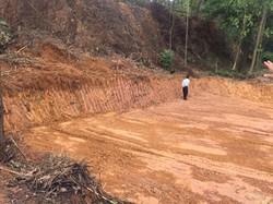 Sổ đỏ chính chủ cần bán đất 1080 m2 làm xưởng hoặc trang trại tại quốc oai - Hà Nội