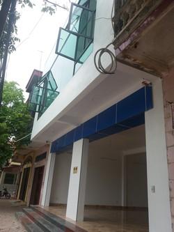 Cho thuê nhà mặt phố 2 tầng tại Thị Trấn Hồ - Thuận Thành - Bắc Ninh
