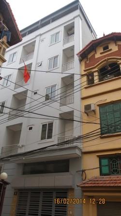 Cho thuê chung cư tại A15 Mai Động, Q.Hoàng Mai, Hà Nội, gần chợ Mai Động