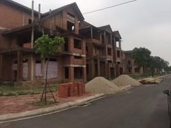 Cần chuyển nhượng các lô biệt thự đẹp, diện tích 240m2 Dự án mới, khu Đô Thị Phúc Ninh