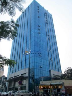 Ban quản lý cho thuê tòa nhà 169 Nguyễn Ngọc Vũ, DT 105m2 GIÁ CHỈ 22 triệu/tháng.