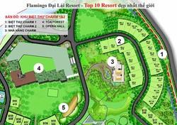 Dự Án Biệt Thự Trên Cao Flamingo Đại Lải với những Ưu Đãi Cực Sốc 13/ năm