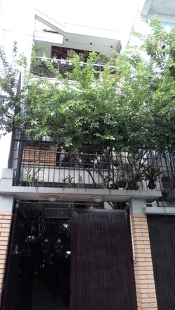 Bán nhà diện tích 4x17m, CN 74m2, hẻm xe hơi Quốc lộ 13, P.26, Bình Thạnh