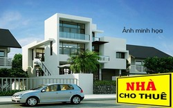 Cho thuê 2 tầng nhà mặt tiền 8m, mặt đường Hồ Sen,Hải Phòng