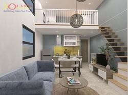 Cho thuê căn hộ cao cấp mới 100, gần cầu Rồng, biển Mỹ Khê, đường Võ Văn Kiệt