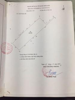 Bán nhà mặt phố Yên Phụ ,DT 148,9m ,MT 5,7m Sổ đỏ Chính Chủ