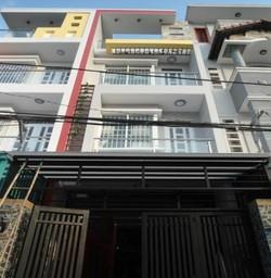 Hot  Bán nhà mặt tiền Nguyễn Trọng Tuyển, P2, Tân Bình, 4X16m, 5 tầng