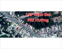 Bán đất mặt tiền đường Vành Đai Phi Trường, An Thới, Bình Thủy