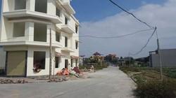 Bán 76.6 m2 đất sổ đỏ giãn dân khu 6 gần đường Nguyễn Quyền - Đại Phúc